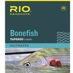 RIO 3 PACK BONEFISH LEADER - 10FT