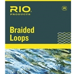 RIO BRAIDED LOOPS - 4 PACK