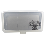 NEW PHASE WHITE'S TACKLE LOGO FLY BOX