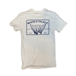 WHITE'S TACKLE TAILER LOGO - S/S TRIBLEND